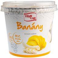 Vitacup Freeze-Dried Banana, 45g - Freeze-Dried Fruit