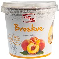Vitacup broskyne lyofilizované 35 g - Lyofilizované ovocie