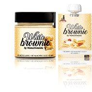 BIG BOY White Brownie 250 g + White Brownie cestovné balenie 70 g - Orechový krém