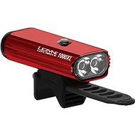 Lezyne LITE DRIVE 1000XL RED/HI GLOSS - Svetlo na bicykel
