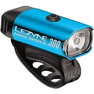Lezyne Mini Drive 300 blue/hi gloss
