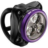 Lezyne Zecto drive front purple/hi gloss