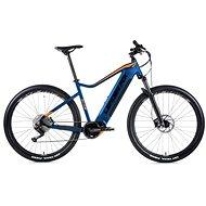 """Leader Fox Kent 29"""" tmavo modrá/oranžová - Elektrobicykel"""