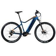 """Leader Fox Awalon 29"""" tmavo modrá/oranžová - Elektrobicykel"""