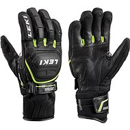 Leki rukavice Glove Worldcup Race Coach Flex S GTX black-yellow - Rukavice