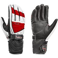 Leki rukavice Glove Griffin S white-red-black - Rukavice