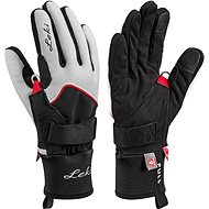 Leki rukavice Glove Nordic Thermo Shark Lady white-black-red vel. 6 - Rukavice