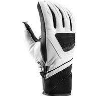 Leki Griffin S Lady, white-black - Lyžiarske rukavice