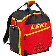 Leki Ski Boot Bag WCR 60 l, fluorescent red-black-neonyellow - Vak na lyžiarky