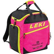 Leki Ski Boot Bag WCR 60 l, neonpink-black-neonyellow - Vak na lyžiarky