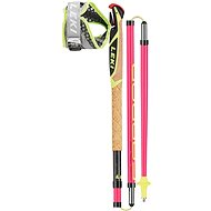 Leki Micro Trail Pro neonpink-neonyellow-black - Palice
