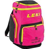 Leki WCR 85L, neonpink-black-neonyellow, 85 l - Vak na lyžiarky