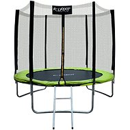 LIFEFIT 8 ' / 244 cm incl. nets and steps - Trampoline