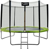 LIFEFIT 10 ' / 305 cm incl. nets and steps - Trampoline