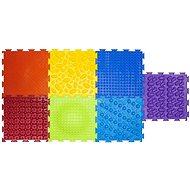 Set of rainbow massage mats - Massage Carpet