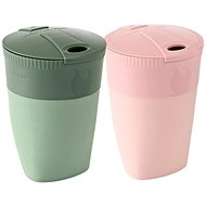 Light My Fire Pack-up-Cup BIO 2-pack dustypink/sandygreen