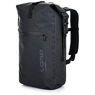 Mestský batoh Loap Tobb čierny