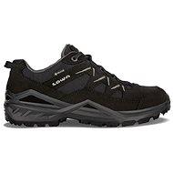 Lowa Sirkos Evo GTX LO, Black/Grey - Trekking Shoes