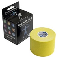 KineMAX Classic kinesiology tape yellow - Tape