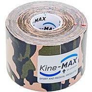 KineMAX SuperPro Cotton kinesiology tape camo - Tape