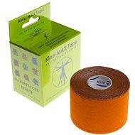 Kine-MAX SuperPro Rayon kinesiology tape oranžová - Tejp