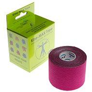 KineMAX SuperPro Rayon kinesiology tape pink - Tape