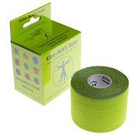 KineMAX SuperPro Rayon kinesiology tape green - Tape