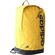 Adidas Linear Performance Backpack Yellow - Športový batoh