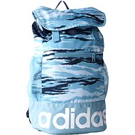 Adidas Women Linear Performance Backpack Graphic - Športový batoh
