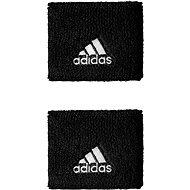 Adidas Small Wristbands Black - Športový doplnok