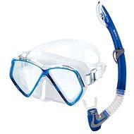 Set Mares Pirate blue - Diving set