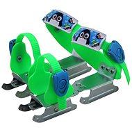 Sulov Kačičky zelené - Detské korčule na ľad