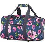CITIES 611 floral - Cestovná taška