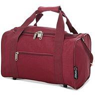 CITIES 611 - Burgundy - Travel Bag