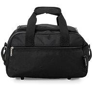 AEROLITE 615 čierna - Cestovná taška