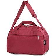 AEROLITE 615 vínová - Cestovná taška