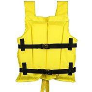 Mavel Children's Vest, Yellow - Vest