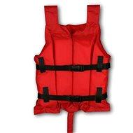 Mavel Children's Vest, Red - Vest