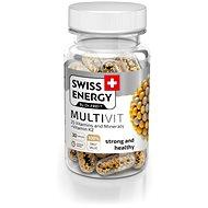Swiss Energy Multivit, 30 kapsúl SR - Vitamín