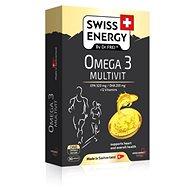 Swiss Energy Omega-3 Multivit 30 kapsúl - Omega 3