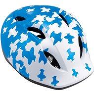 MET SUPER BUDDY detská lietadlá/modrá/biela matná M/L - Prilba na bicykel