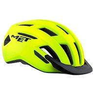 MET ALLROAD reflex žltá matná L - Prilba na bicykel