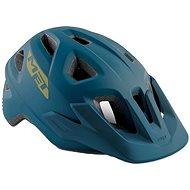 MET ECHO petrol modrá matná - Prilba na bicykel
