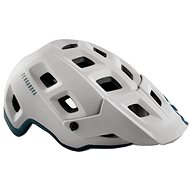 MET TERRANOVA Grey/Blue Matte, L - Bike Helmet