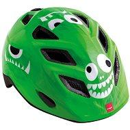 MET ELFO detská príšerky/zelená lesklá S/M - Prilba na bicykel