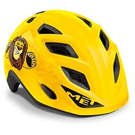 MET ELFO detská lev/žltá lesklá S/M - Prilba na bicykel