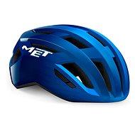 MET VINCI MIPS modrá metalická lesklá