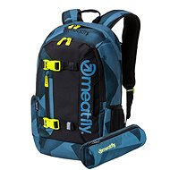 Meatfly Basejumper 5 Backpack, A - Mestský batoh
