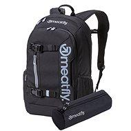 Meatfly Basejumper 5 Backpack, C - Mestský batoh