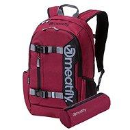 Meatfly Basejumper 5 Backpack, G - Mestský batoh